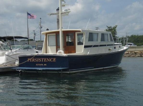 2000 Ellis 36 Extended Top Cruiser