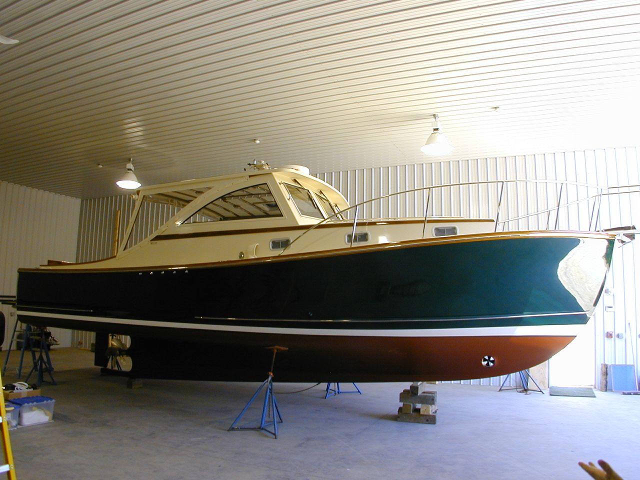 2004 Ellis 36 Express Cruiser for Sale