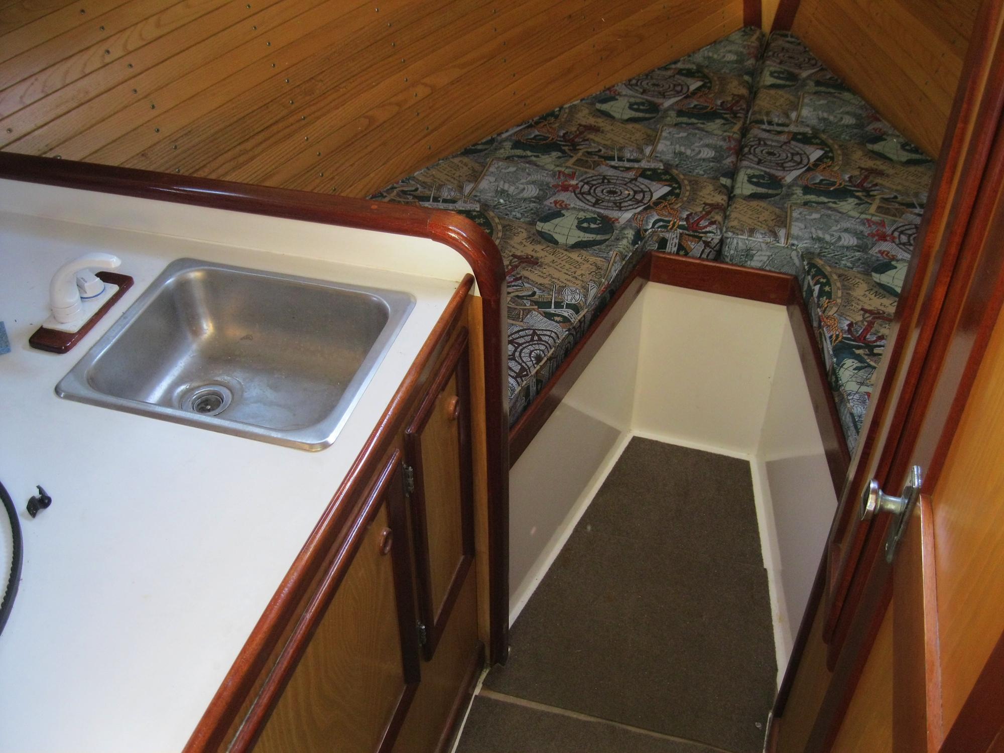 Webco 26 Cabin