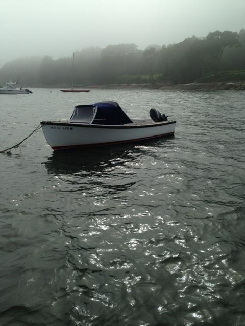 Ellis 20 Open Fisherman