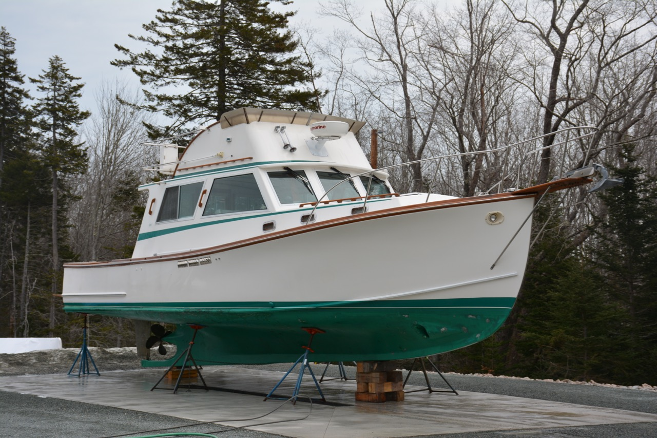 Wilbur 38 FOR SALE with Ellis Boat Brokerage