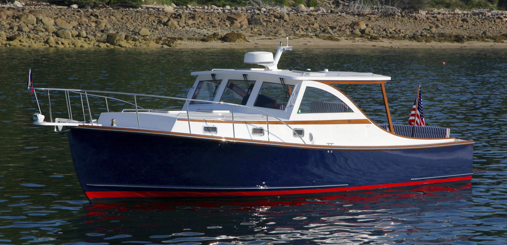 New Ellis 36 Express Cruiser for sale