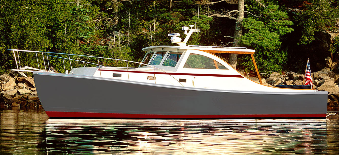 For Sale - New Ellis Express Cruiser